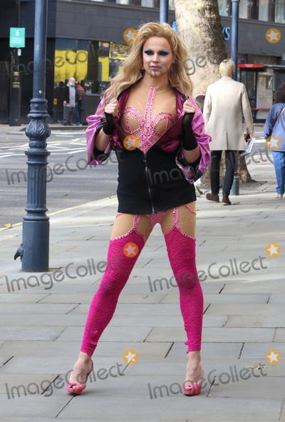 Courtney Act Photo - London, UK. Courtney Act at The 'Death Drop' - a Dragatha Christie Murder Mystery - Press Preview photocall at the Garrick Theatre, London. Thursday 12th November 2020.Ref: LMK73-J6969-131120Keith Mayhew/Landmark MediaWWW.LMKMEDIA.COM