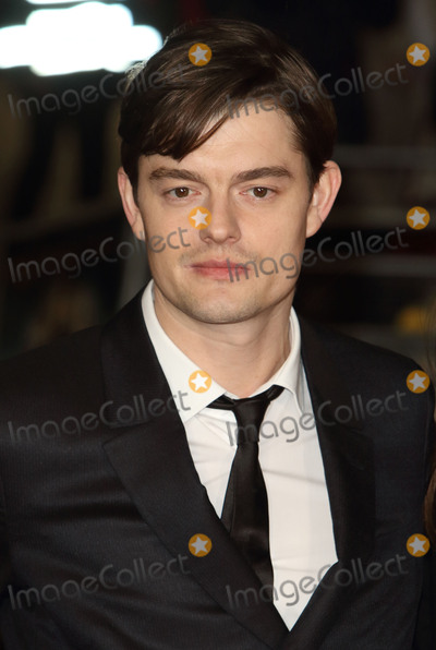 Sam Riley, Leicester Square Photo - London, UK. Sam Riley at 'Pride and Prejudice and Zombies' UK Film Premiere at the Vue West End, Leicester Square, London on February 1st 2016.