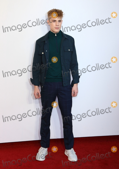 Tom Taylor Photo - London, UK. Tom Taylor at The Kid Who Would Be King Gala screening at the Odeon Luxe Leicester Square, London on Sunday 3rd February 2019Ref: LMK73-J4290-040218Keith Mayhew/Landmark MediaWWW.LMKMEDIA.COM