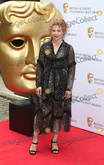 Alex Kingston Photo - London, UK. Alex Kingston at British Academy (BAFTA) Television Craft Awards at The Brewery, Chiswell Street, London on Sunday April 28th 2019