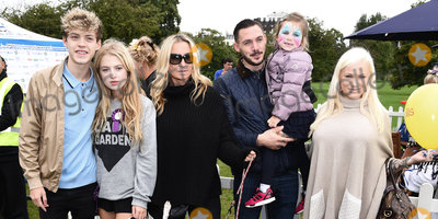 Gallagher, Hollies, Meg Matthews, Kirk Norcross, Anais Gallagher, Reece Bibby Photo - London, UK. 050915