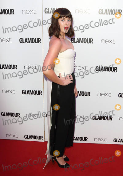 Alexandra Roache, Alexandra Roach Photo - London, UK. Alexandra Roache at Glamour Women Of The Year Awards at Berkeley Square Gardens, London on June 6th 2017.
