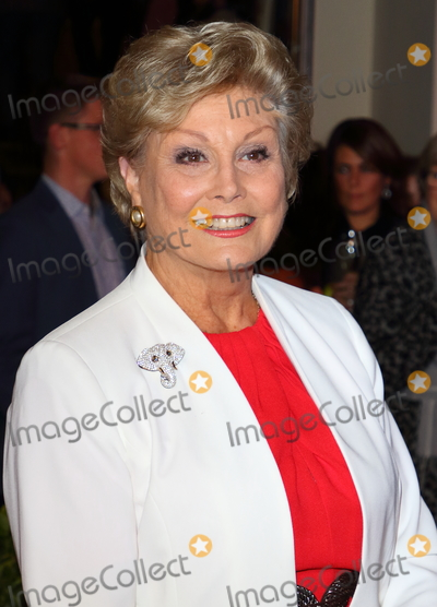 Angela Rippon Photo - London.UK.  