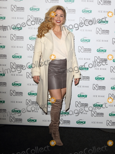 Alex Murphy Photo - London, UK. Alex Murphy at Natural History Museum Ice Rink Launch Party at the Natural History Museum, Cromwell Road, London on Wednesday 24 October 2018