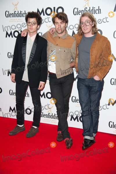 The Vaccines Photo - London. UK. The Vaccines at the Glenfiddich Mojo Honours List 2011, The Brewery, London, UK on 21st July 2011.Justin Ng/Landmark Media