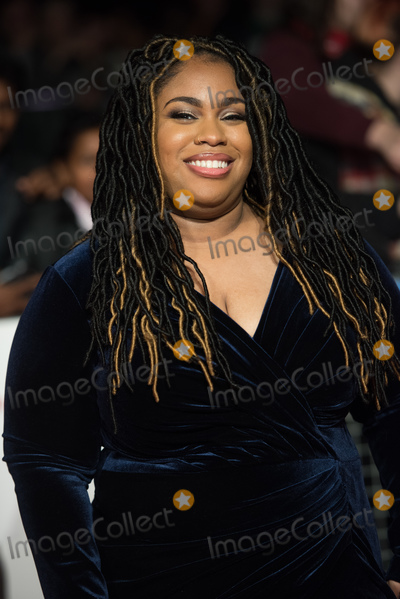 Angie Thomas, The Specials, Leicester Square Photo - London. UK. Author Angie Thomas at  the Special Presentation and European Premiere of 'The Hate U Give'  at The 62nd BFI London Film Festival at Cineworld, Leicester Square, London, England, UK on Saturday 20 October 2018. Ref:  LMK370-S1696-211018Justin Ng/Landmark MediaWWW.LMKMEDIA.COM