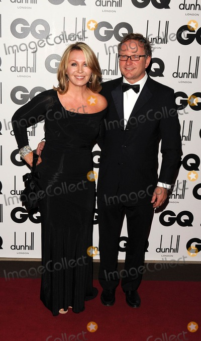Kirsty Young, Covent Garden Photo - London. UK. Kirsty Young and Guest at the GQ Men Of The Year Awards held at the Royal Opera House, Covent Garden. 7 September 2010.Syd/Landmark Media