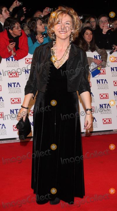 Amanda Burton, The National Photo - London, UK. Amanda Burton   at the National Television Awards held at the O2 Arena. 26th January 2011Keith Mayhew/Landmark Media