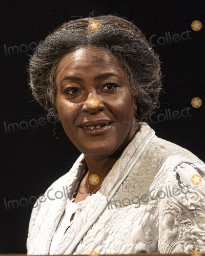Arthur Miller, Sharon D.Clarke, Gary Mitchell Photo - London, UK.   Sharon D. Clarke at the photo call for the Arthur Miller classic Death of a Salesman at the Piccadilly theatre, West End, London. 1st November 2019. Ref:LMK386-S2535-011119 