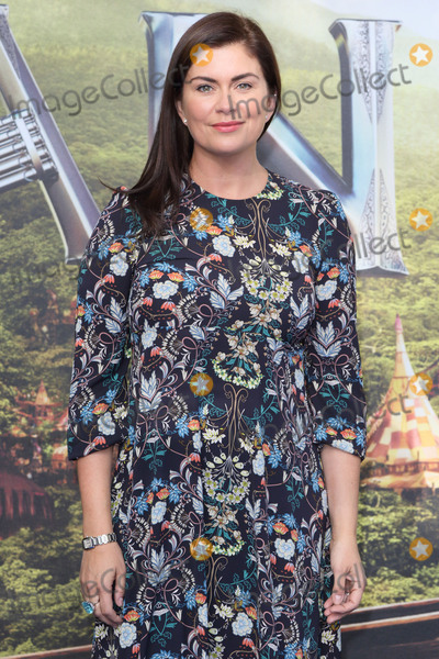 Amanda Lamb, Leicester Square Photo - London, UK. Amanda Lamb at World Premiere of 'Pan' at the Odeon, Leicester Square, London on September 20th 2015. Ref: LMK73-58282-210915Keith Mayhew/Landmark Media. WWW.LMKMEDIA.COM