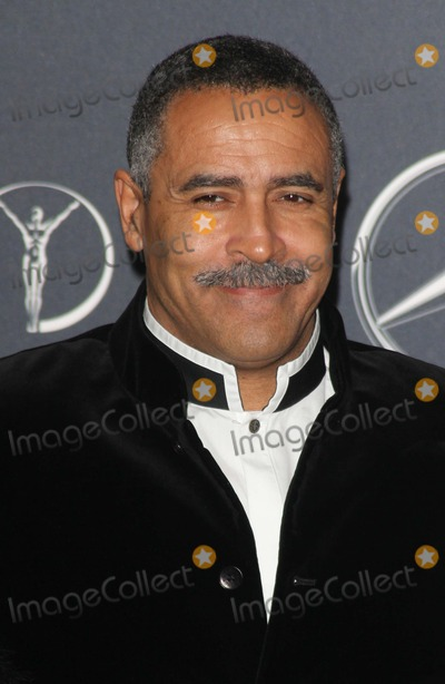 Daley Thompson, Elizabeth II, Queen, Queen Elizabeth, Queen Elizabeth II, Queen Elizabeth\ Photo - London. UK.  Daley Thompson     at the Laureus World Sports Awards held at the Queen Elizabeth II Centre, Westminster, London, 6th February  2012,   Keith Mayhew/Landmark Media  EXCEPT GERMANY, AUSTRIA AND SWITZERLAND