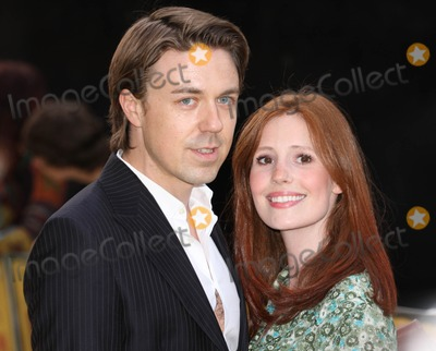 andrew buchan, Amy Nutall, Leicester Square Photo - London, UK. Andrew Buchan and Amy Nutall at the European premiere of Fire in Babylon at Odeon Leicester SquareEvil Images/Landmark Media