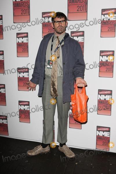 Angelos Epithemiou Photo - London, UK. Angelos Epithemiou at the Shockwaves NME Awards 2011 at O2 Academy Brixton. 23rd February 2011.Evil Images/Landmark Media