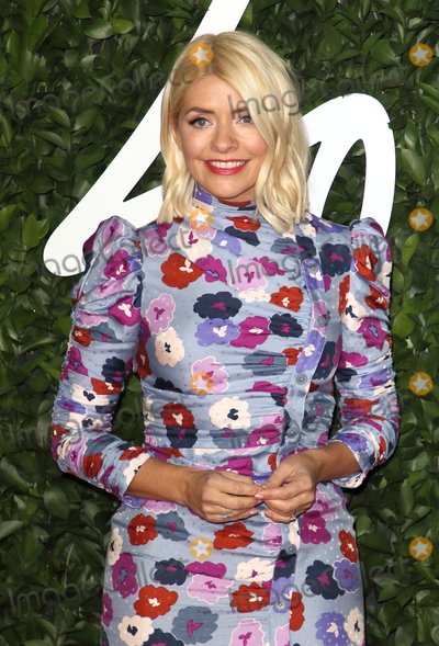 Holly Willoughby, Albert Hall, Hollies Photo - London, UK. Holly Willoughby at the Fashion Awards 2019, at Royal Albert Hall, London, December 2nd 2019 