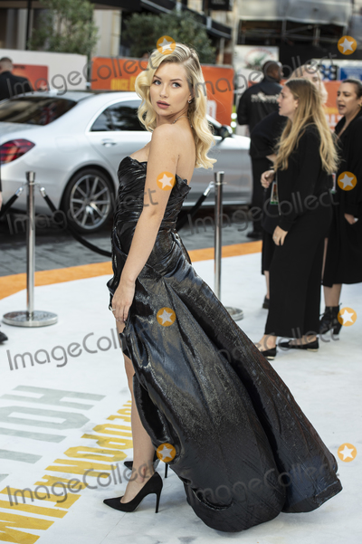 Lottie Moss, Gary Mitchell Photo - London, England.  Lottie Moss at  the UK Premiere of Once Upon a Time in Hollywood, Odeon Luxe Leicester Square, London, England. 30th July 2019.
