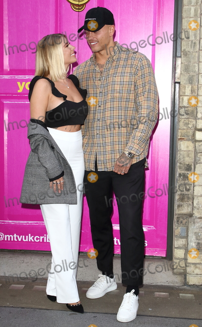 Olivia Buckland, Alex Bowen Photo - London.UK.   Olivia Buckland and Alex Bowen  at the Celebrity Cast Launch House Party for the Brand new series of MTV Cribs UK ahead of Series Premiere, at Sizona, Old Street, London. 19th August 2019.