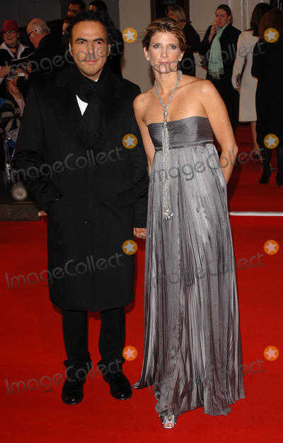 Alejandro Inarritu, Covent Garden Photo - London. Alejandro Inarritu and guest at the British Academy Film Awards 2007 held at the Royal Opera House, Covent Garden.HIP/Landmark Media
