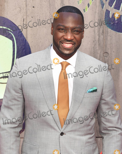 Adewale Akinnuoye-Agbaje Photo - London, UK. Adewale Akinnuoye-Agbaje at the European Premiere of 'Suicide Squad' at the Odeon Leicester Square, London on August 3rd 2016