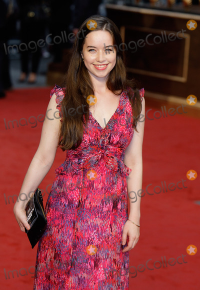 Anna Popplewell, Anna Maria Perez de Taglé, Leicester Square Photo - London. UK. Anna Popplewell   at  the World Premiere of Anna Karenina at the Odeon,Leicester Square in London. 4th September 2012. 