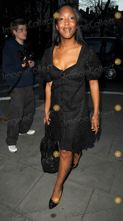 Angelica Bell, Covent Garden Photo - London, UK. Angelica Bell at the launch party for London Restaurant Week held at The Hospital in Covent Garden. 31 March 2008   Can Nguyen/Landmark Media