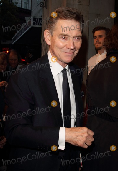 Anthony Andrews Photo - London, UK. Anthony Andrews at Press Night for 'Barking In Essex' at the Wyndhams Theatre, London. September 16th 2013.