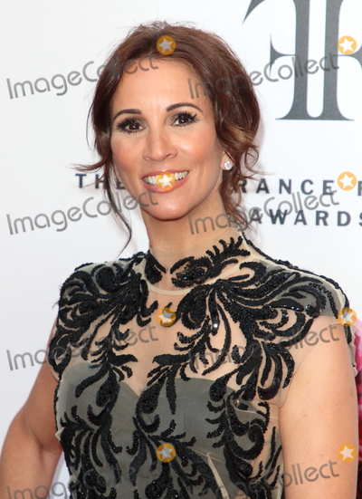 Andrea Mclean Photo - London, UK. Andrea McLean at Fifis - Fragrance Foundation Awards 2019 at The Brewery, Chiswell Street, London on May 16th 2019