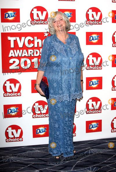 Anne Widdecombe, Ann Widdecombe Photo - London. UK.  Anne Widdecombe  at TV Choice Awards at the Savoy Hotel, London. 13th September  2011.Keith Mayhew/Landmark Media
