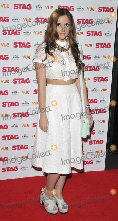 Jacqueline Jossa, Leicester Square Photo - London. UK. Jacqueline Jossa at  the  The Stag  gala film screening, Vue West End cinema, Leicester Square. 13th March  2014 in London, England, UK.Ref:LMK315-47860-140314 Can Nguyen/Landmark MediaWWW.LMKMEDIA.COM.