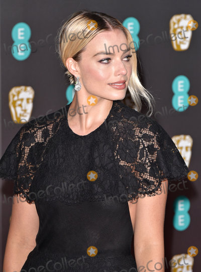 Margot Robbie, Albert Hall Photo - London, UK. Margot Robbie at the 73rd British Academy Film Awards held at The Royal Albert Hall, South Kensington, on Sunday 2 February 2020 