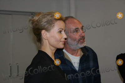 Kim Bodnia, Sofia Helin Photo - London. UK. Sofia Helin  and Kim Bodnia (The Bridge)     at the  Nordicana 2014 at Old Truman Brewery, London. The event is a weekend celebration of television and film created  by the Scandinavian nations of Norway, Denmark, Sweden and Iceland - also known as Nordic Noir. 1st February 2014.  Ref:LMK11-40546-020214 