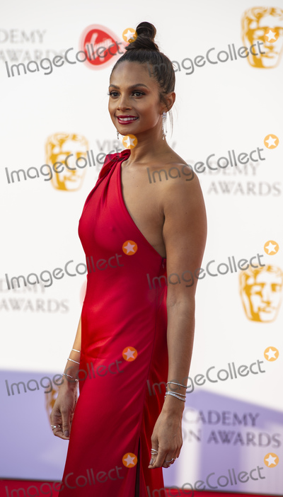 Alesha Dixon, Gary Mitchell Photo - London, UK. Alesha Dixon  at the British Academy Television Awards, Royal Festival Hall, London, UK. 13th May 2018.