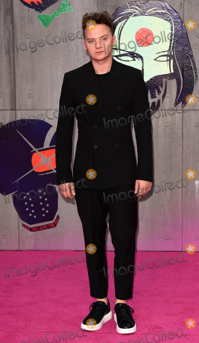 Conor Maynard Photo - London, UK. Conor Maynard at the European Premiere of 'Suicide Squad' at the Odeon Leicester Square, London on August 3rd 2016Ref: LMK392-60941-040816Vivienne Vincent/Landmark MediaWWW.LMKMEDIA.COM