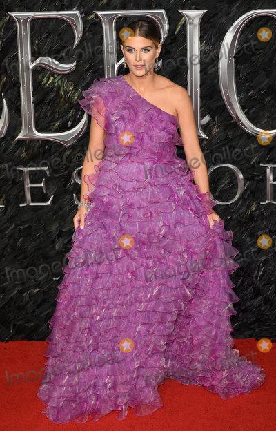 Ashley James Photo - London, UK. Ashley James at Maleficent: Mistress Of Evil European Premiere held at BFI Imax, Waterloo on Wednesday  9 October 2019Ref: LMK392 -J5592-101019Vivienne Vincent/Landmark Media. WWW.LMKMEDIA.COM.