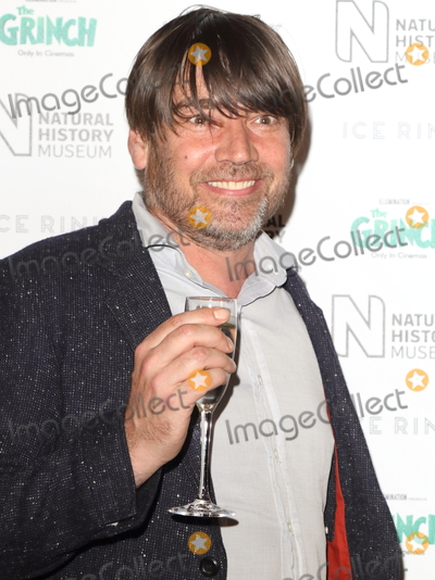 Alex James Photo - London, UK. Alex James at Natural History Museum Ice Rink Launch Party at the Natural History Museum, Cromwell Road, London on Wednesday 24 October 2018