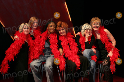 Alison Newman, Christine Hamilton, Diane Parish, Jenny Eclair, Lucy Speed, Rula Lenska, THE PRODUCTS, Leicester Square Photo - London. Alison Newman, Diane Parish, Rula Lenska, Lucy Speed, Christine Hamilton and Jenny Eclair who will be making apprearances in the production of 'The Vagina Monologues' throughout its run at The Wyndham's Theatre, Leicester Square London.4 April 2005PAOLO PIREZ/LANDMARK MEDIA