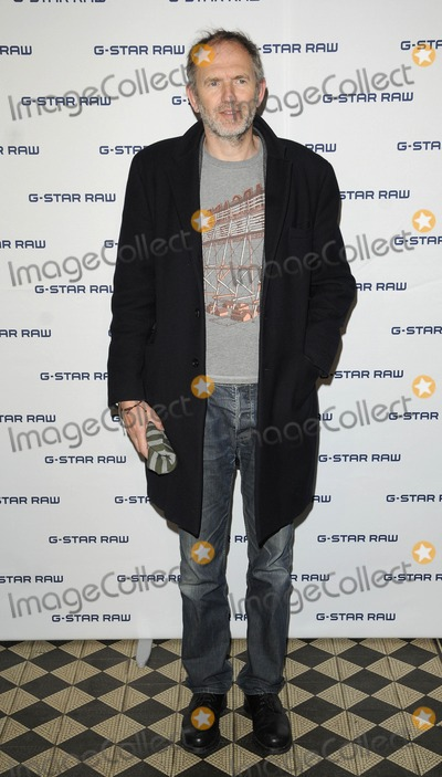 Anton Corbijn, G STAR Photo - London, UK. Anton Corbijn at the G-Star Raw Party at One Mayfair. 13th January 2011.Can Nguyen/Landmark Media