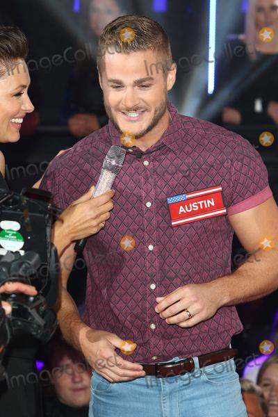 Austin Armacost Photo - London, UK. Austin Armacost at Celebrity Big Brother 'UK versus USA' Launch Night at Elstree Studios, Hertfordshire on August 27th 2015Ref: LMK73-58070-280815Keith Mayhew/Landmark Media. WWW.LMKMEDIA.COM