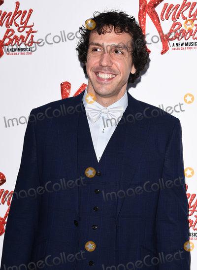 Alex Gaumond, Kinky Photo - London, UK. Alex Gaumond at Kinky Boots Press Night at The Adelphi Theatre, The Strand, London on Tuesday 15 September 2015.Ref: LMK392 -58151-160915Vivienne Vincent/Landmark Media. WWW.LMKMEDIA.COM.