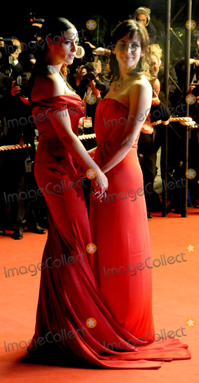 Monica Bellucci, Sophie Marceau Photo - Cannes. France . Monica Bellucci and Sophie Marceau  at the Cannes Film Festival premiere of 'Don't Look Back'.  16th May 2009.  SYD/Landmark Media