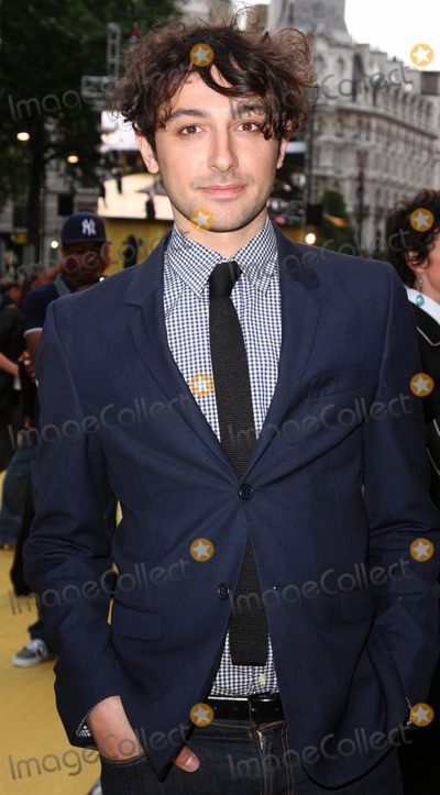Alex Zane, Zane, Leicester Square Photo - London, UK. Alex Zane at the European Premiere of 'The Hangover' at Vue West End, Leicester Square London. 10th June 2009.
