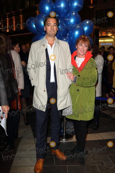 Alistair McGowan Photo - London, UK. Alistair McGowan at Company - opening VIP night at the Gielgud Theatre, Shaftesbury Avenue, London on Wednesday 17 October 2018.Ref: LMK73-J2806-181018Keith Mayhew/Landmark Media. WWW.LMKMEDIA.COM.