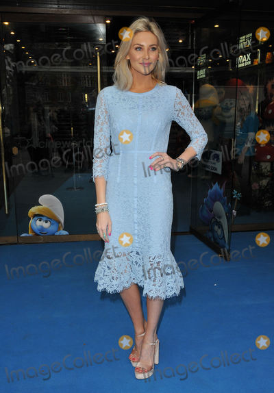 "Stephanie Pratt, 112, The Smurfs Photo - London, UK.  Stephanie Pratt at the ""Smurfs: The Lost Village"" gala film screening, Cineworld Leicester Square.  20th March 2017.