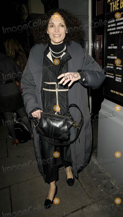 Mary Elizabeth Mastrantonio At The A View From Bridge Press Night Held Duke Of Yorks Theatre In London 5th February 2009