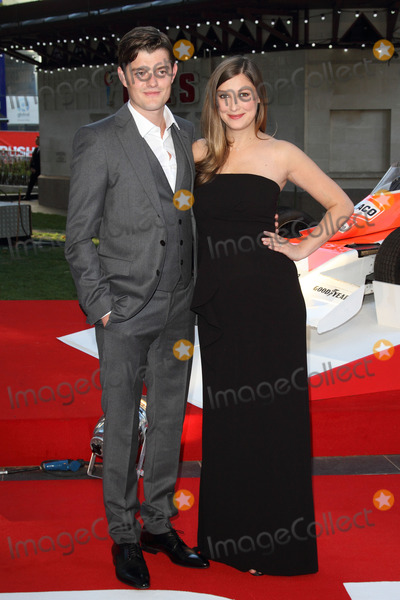 Photos and Pictures - London  UK  Sam Riley and Alexandra
