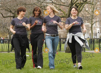 Arabella Weir, Emma Forbes, Hermione Norris, Shaznay Lewis Photo - London. Emma Forbes, Shaznay Lewis, Hermione Norris and Arabella Weir launch the five km charity walk 'Race for life' for Cancer Research Uk, at Lincoln's Inn Fields.16 March 2005Ali Kadinsky/Landmark Media