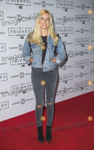 Alice Barlow, Gary Mitchell Photo - London, UK. Alice Barlow at the closing party of Comedy Central UK's Friends Fest at Clissold Park on September 14, 2017 in London, England.