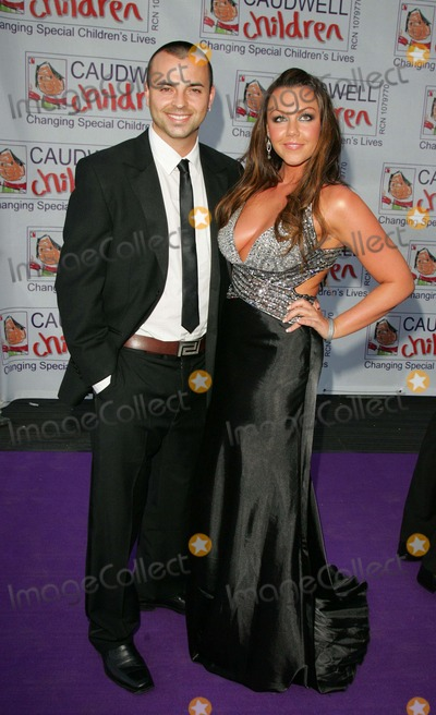 Andy Scott, Andy Scott Lee, Andy Scott-Lee, Michelle Scott, Michelle Lee, Michele Lee Photo - London UK . Andy Scott-Lee and wife Michelle Scott-Lee at the   'Legends Ball' in aid of the Caudwell Children's Charity held at the Battersea Evolution, London. 8th May 2008. Keith Mayhew/Landmark Media.
