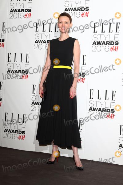 Audrey Marnay Photo - London, UK. Audrey Marnay at Elle Style Awards 2016 inside arrivals at Tate Britain, Millbank,  London on February 23rd 2016Ref: LMK73-60022-240216Keith Mayhew/Landmark Media. WWW.LMKMEDIA.COM.