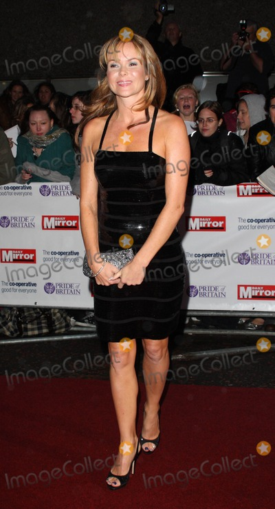 Amanda Holden Photo - London, UK. Amanda Holden at the Pride of Britain Soap Awards 2008 held at ITV London Studios, South Bank. 30th  September 2008.