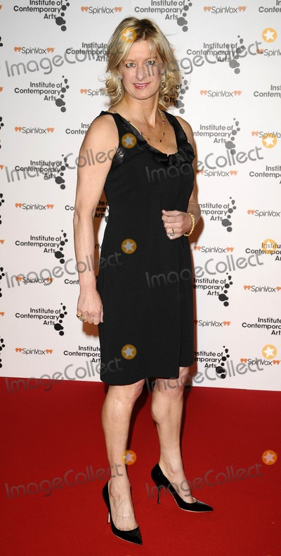 Alison Jackson Photo - London, UK. Alison Jackson at the 'Figures of Speech' ICA Annual Gala, held at The Brewery in London. 26th March 2009--270309Can Nguyen/Landmark Media